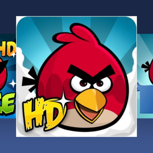 Amazon halves price of select Angry Birds titles ahead of Star Wars release