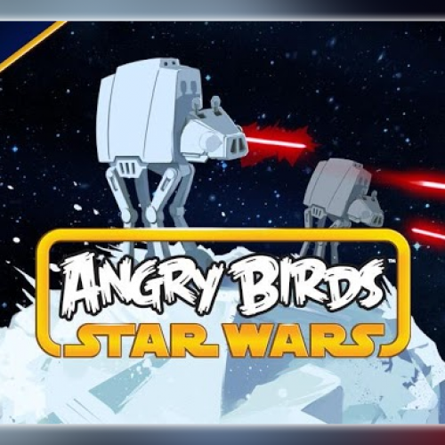 Angry Birds Star Wars 'Hoth' update adds 20 levels, Princess Leia bird