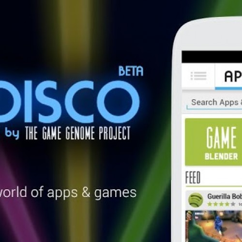 Game Genome Project launches as App Disco