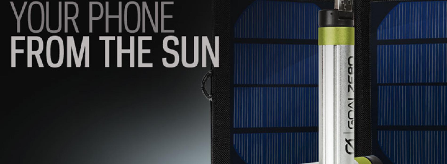 Goal Zero debuts Switch 8 Solar Recharging Kit