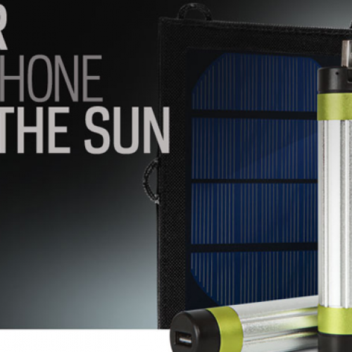 Goal Zero debuts Switch 8 Solar Recharging Kit