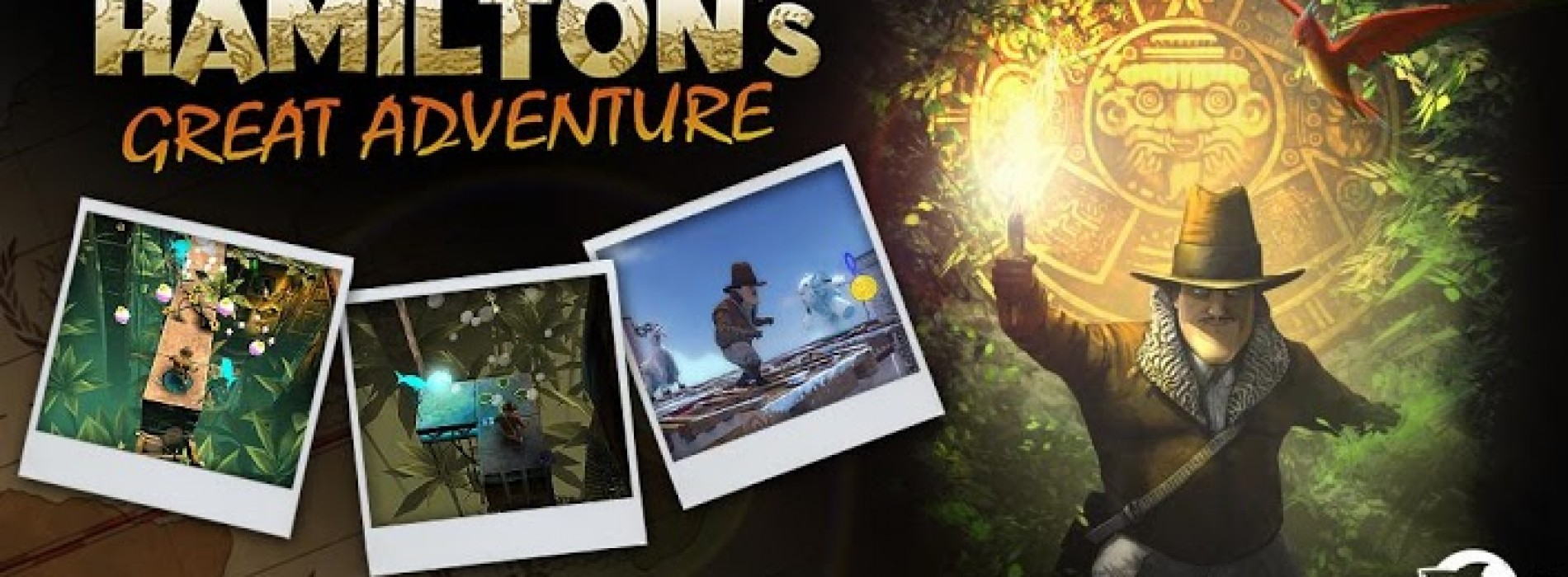 Hamilton's Great Adventure is action puzzler for the Tegra 3 crowd