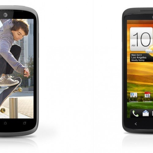 AT&T lists HTC One X+ and One VX for November 16