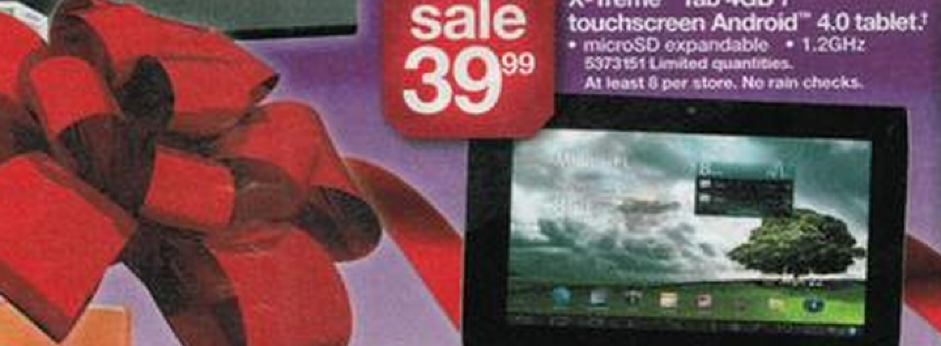 Kmart Black Friday ad a smattering of dirt-cheap, no-name Androids