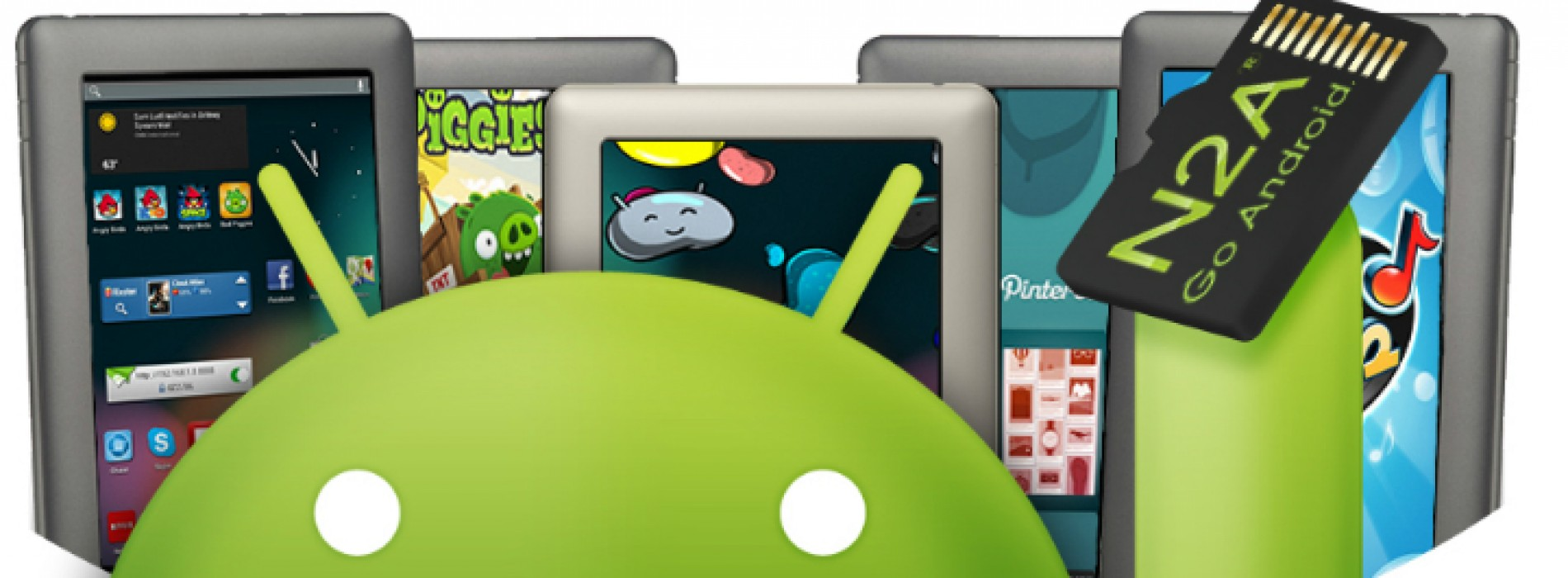 Boot your Nook Color and Nook Tablet to Android 4.1 with N2A microSD