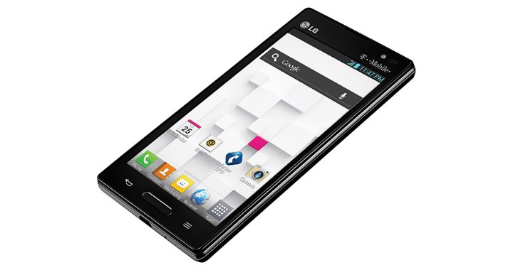 Optimus L9 720