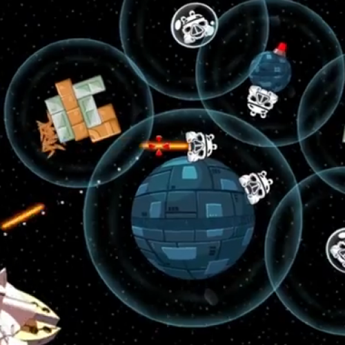 Rovio provides gameplay trailer for Angry Birds Star Wars