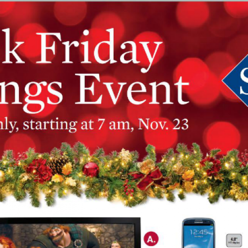 Sam's Club to offer Galaxy S III for 96¢ on Black Friday