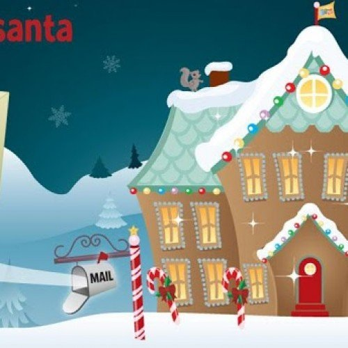 Amazon updates Santa app for 2012