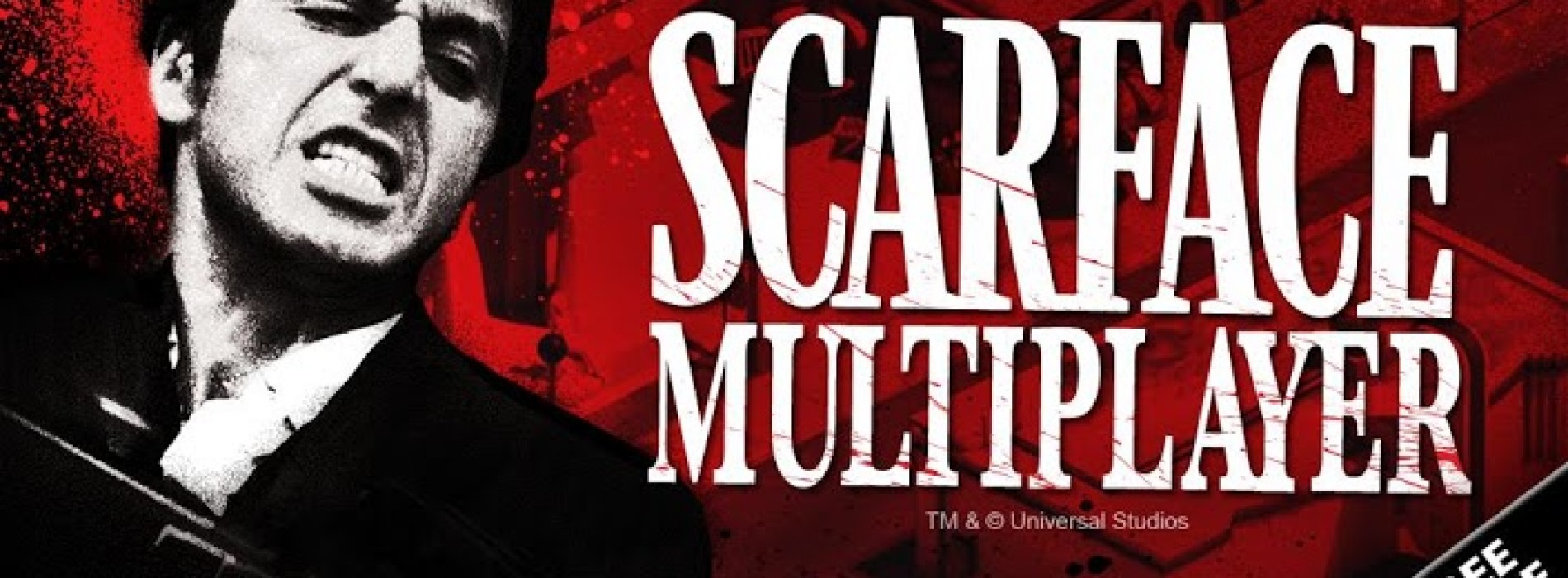 Get your Tony Montana on with Scarface Multiplayer