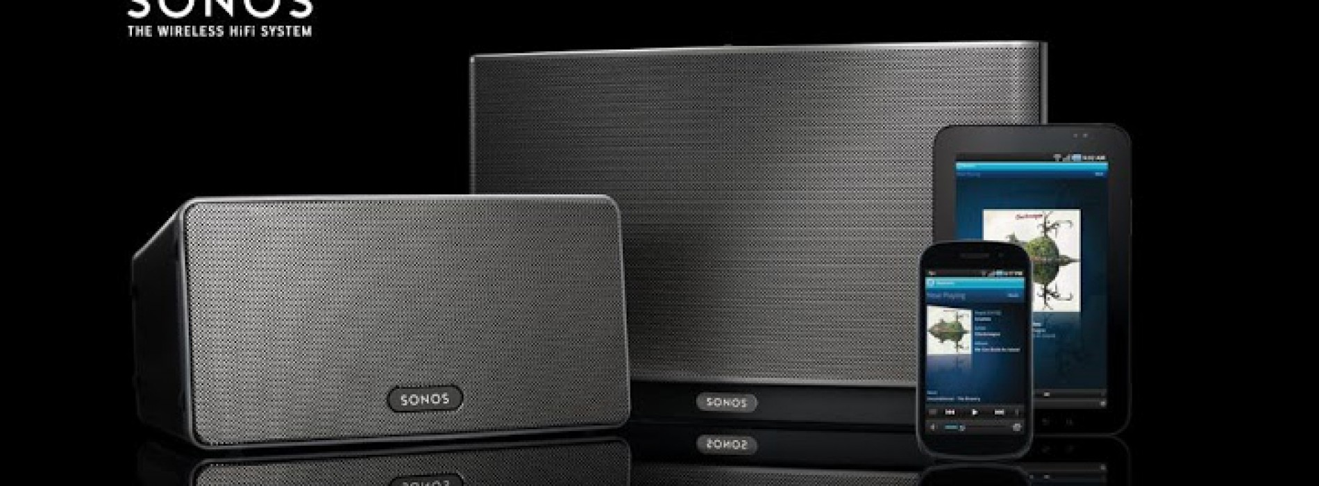 CYBER MONDAY: Score a $100 gift card with a Sonos Wireless HiFi System
