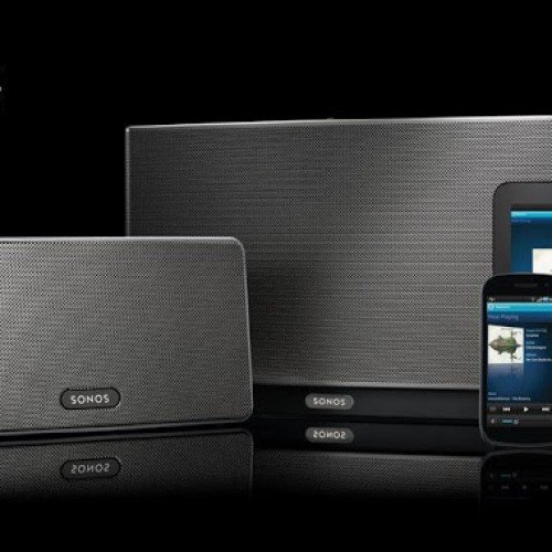 You can now stream Spotify through your Sonos system
