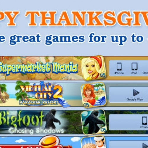 G5 Games discounts nearly two dozen games for Black Friday weekend