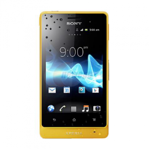 Sony Xperia advance now available unlocked in U.S.