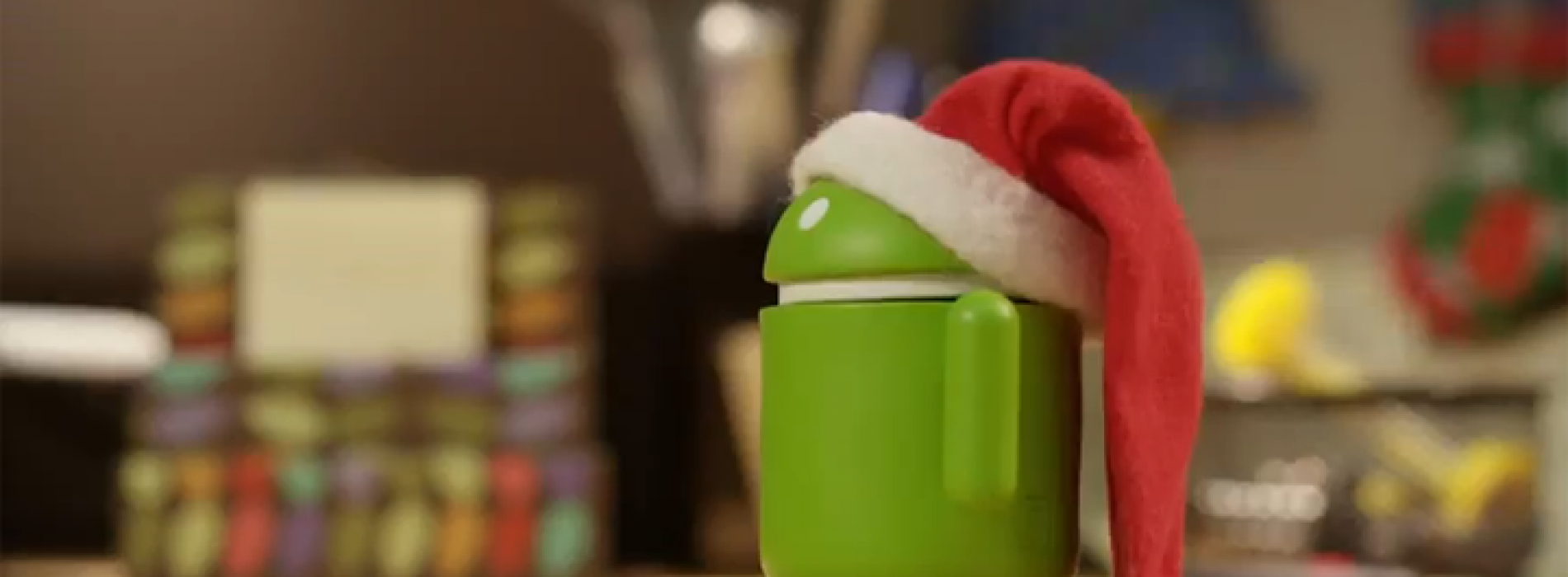 The Android team wishes you a Happy Holiday