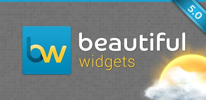 Beautiful Widgets 5 0 arrives in Google Play