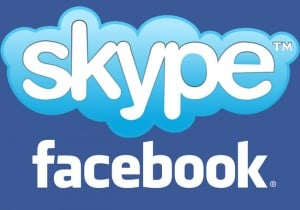 facebook-skype