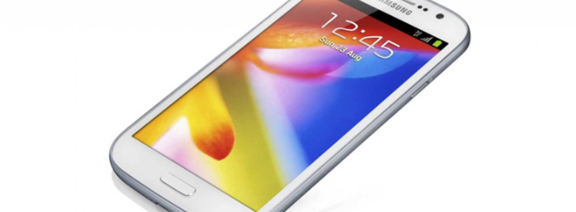 Samsung intros 5-inch Galaxy Grand for international markets
