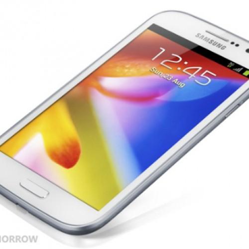 Samsung intros 5-inch Galaxy Grand for international markets