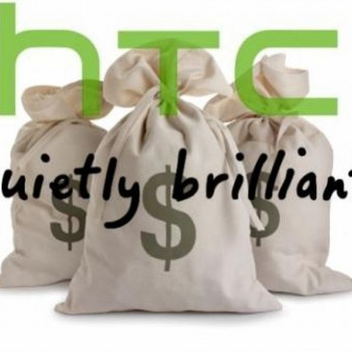 HTC showing financial improvement in November