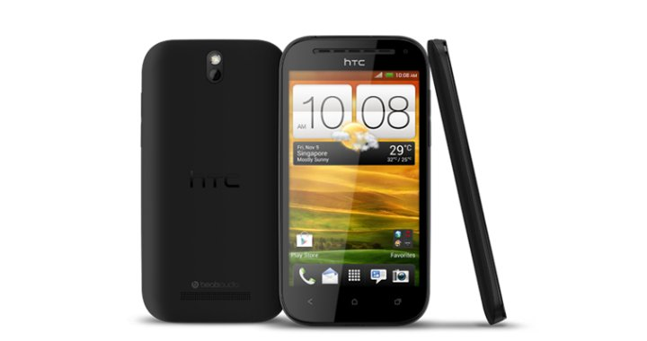 Htc One Sv 720
