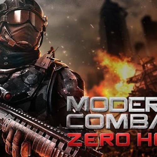 Modern Combat 4: Zero Hour arrives; Win a FREE MOGA controller!
