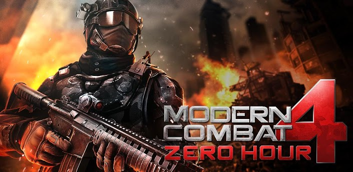 Modern Combat 4 Zero Hour 720
