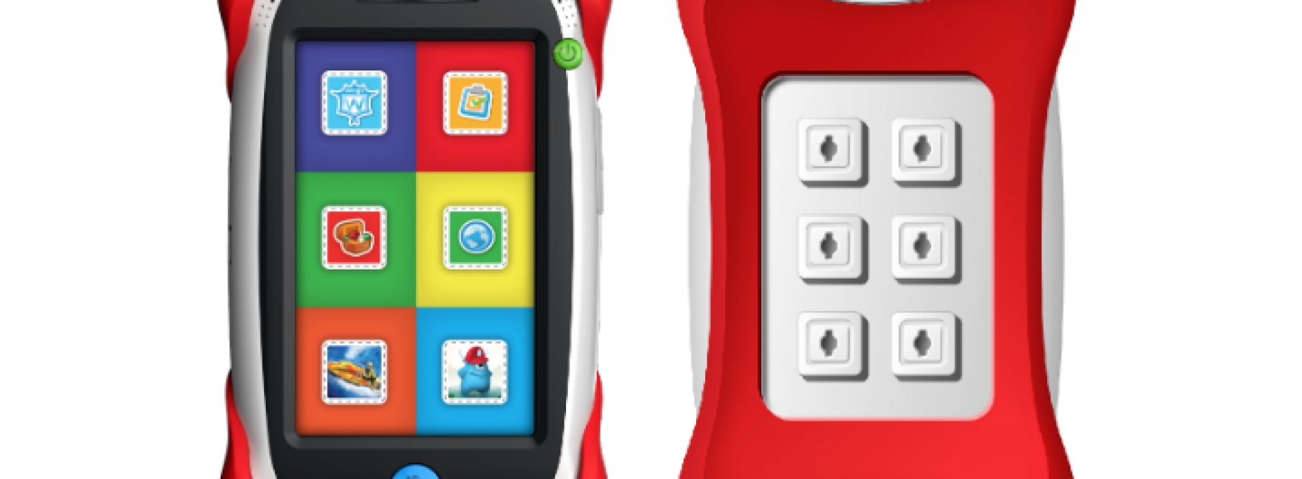 Fuhu introduces $99 nabi Jr. tablet for kids