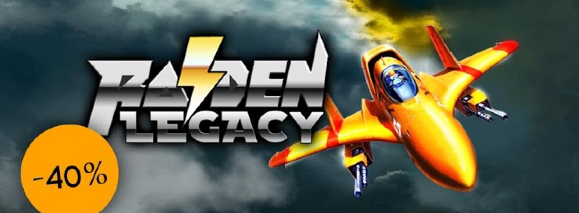 DotEmu slashes prices of Raiden Legacy, Another World, and R-Type