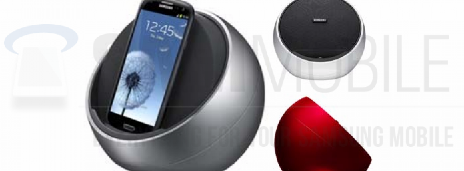 Samsung readying new audio docking station, rumor suggests