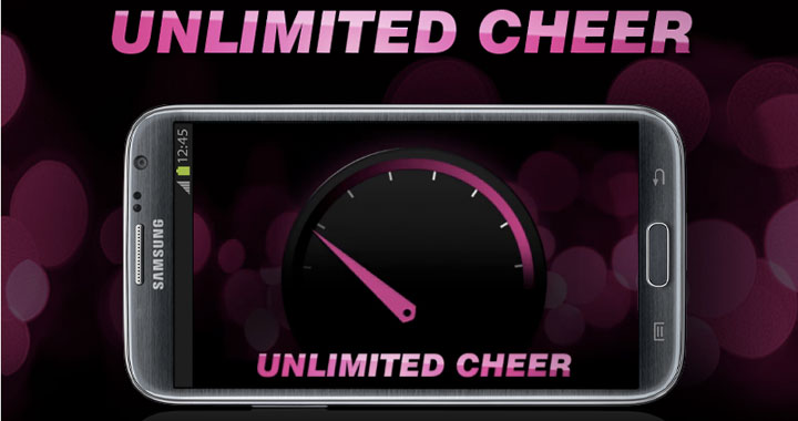Unlimited Cheer Tmobile 720