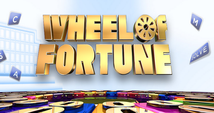 Wheel Of Fortune 720