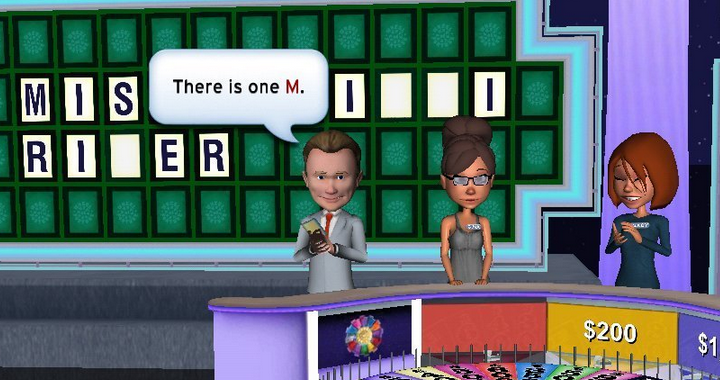 wheel of fortune 2012 game