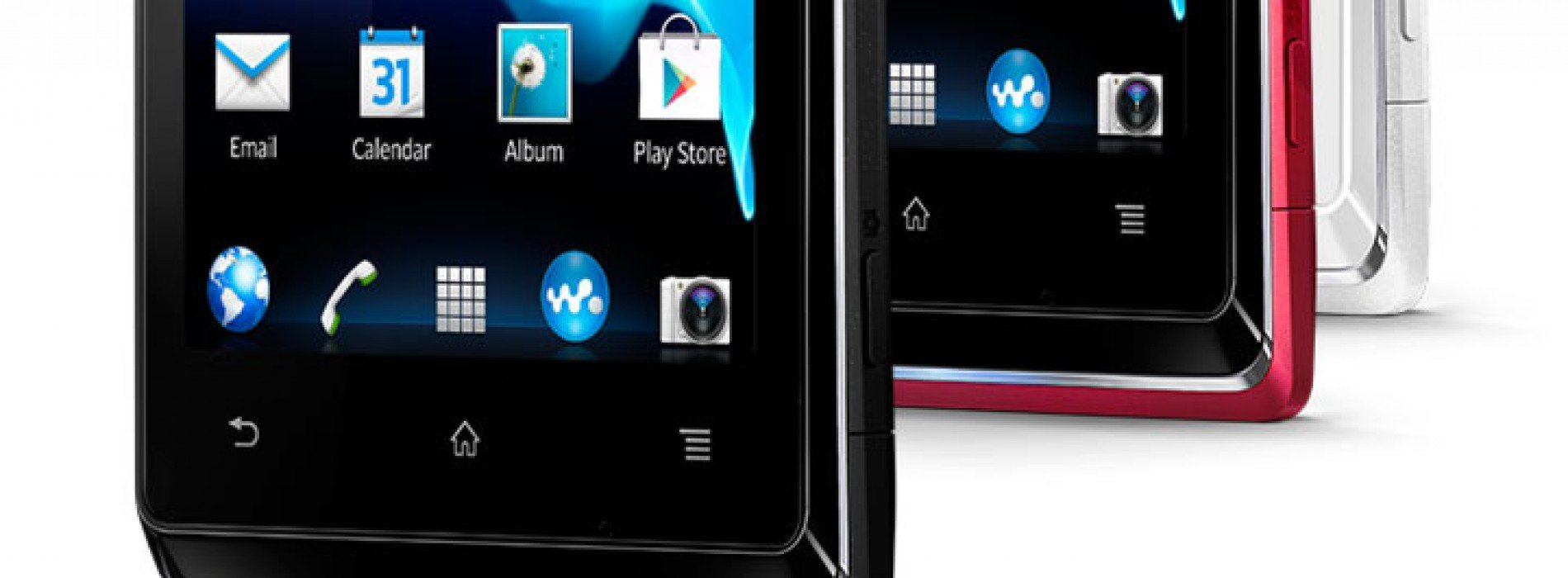 Sony announces entry-level Xperia E for early 2013