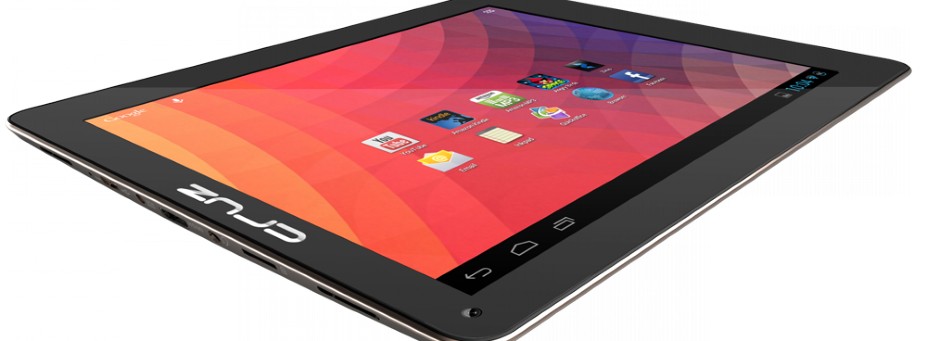 Velocity announces Cruz D610 and Q610, possibly their first tablets that aren't mediocre
