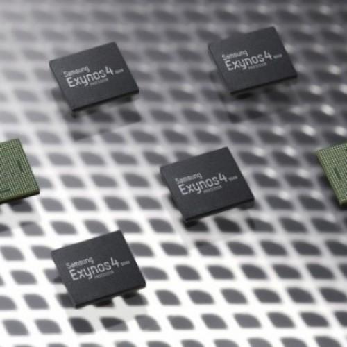 Samsung unveils 8-core Exynos 5 Octa mobile processor