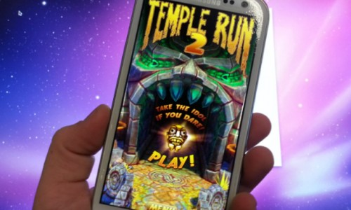 Review: Temple Run 2 for Android (Video)