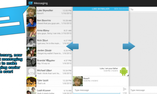 Sliding Messaging review: A simple take on messaging