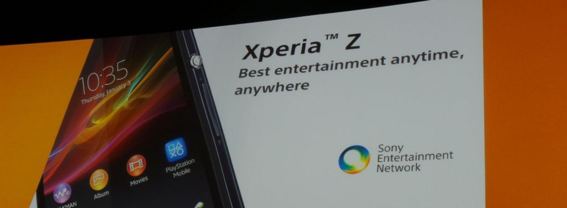 Sony shows off Xperia Z and ZL, we're impressed