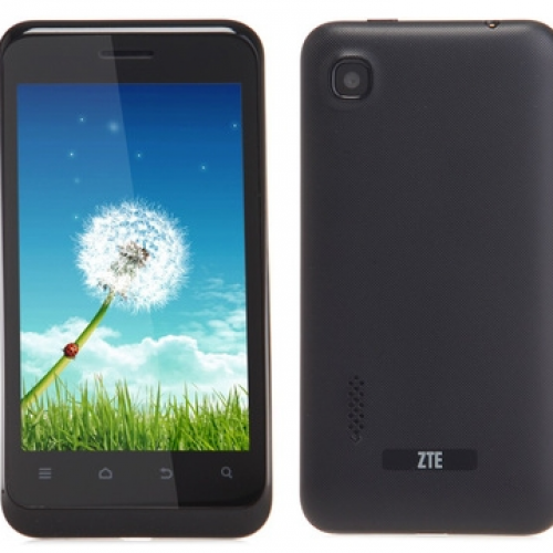 ZTe Blade C to be released soon with Android Jelly Bean