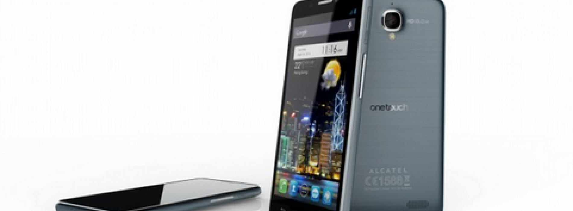 Alcatel announces 3 new Android phones: Idol, Idol Ultra, and Scribe HD