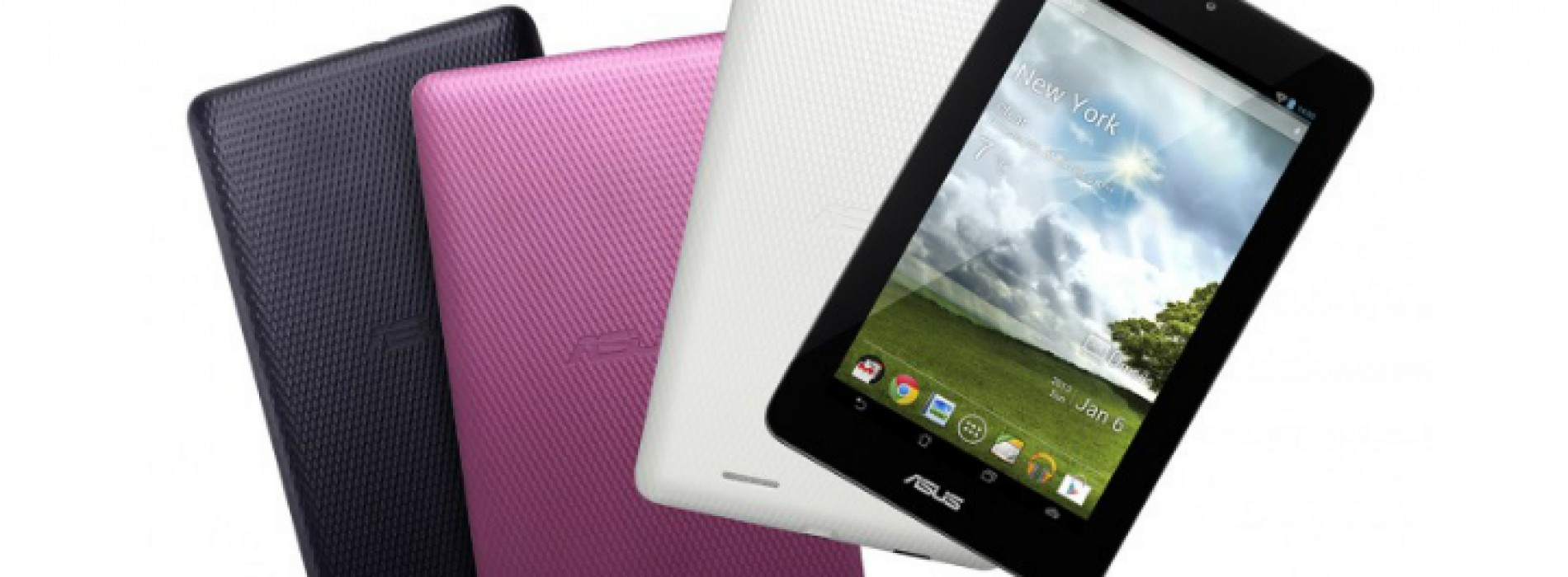ASUS MeMO Pad lands in USA for $149