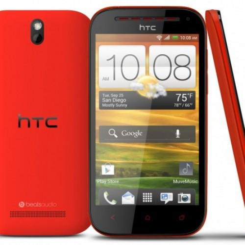 HTC and Cricket Wireless to release the HTC One SV
