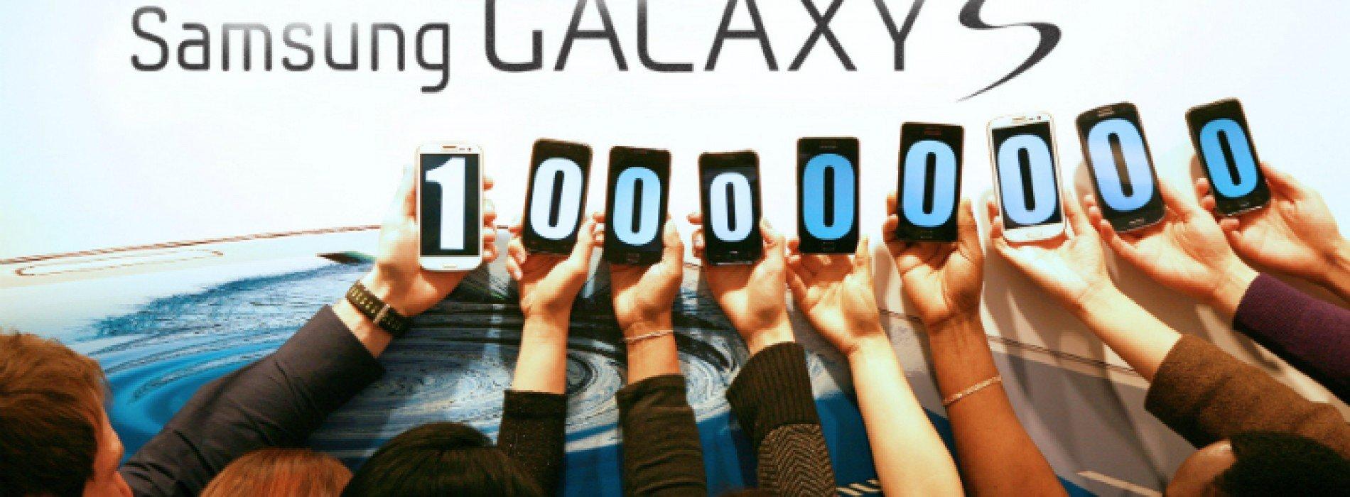 Samsung Galaxy S III surpasses 40 million in global sales