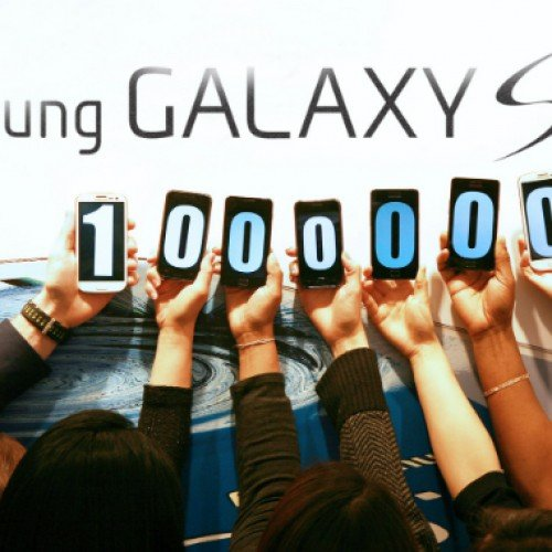Samsung Galaxy S III surpasses 40 million in global sales