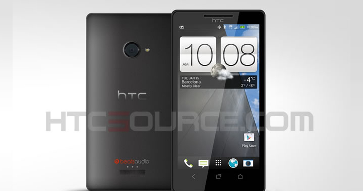 Htc M7 Render Watermark