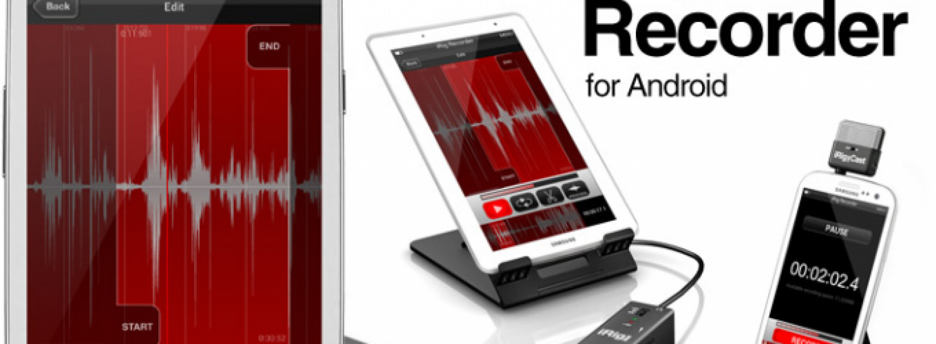 iRig Recorder to be available for Android by the end of January