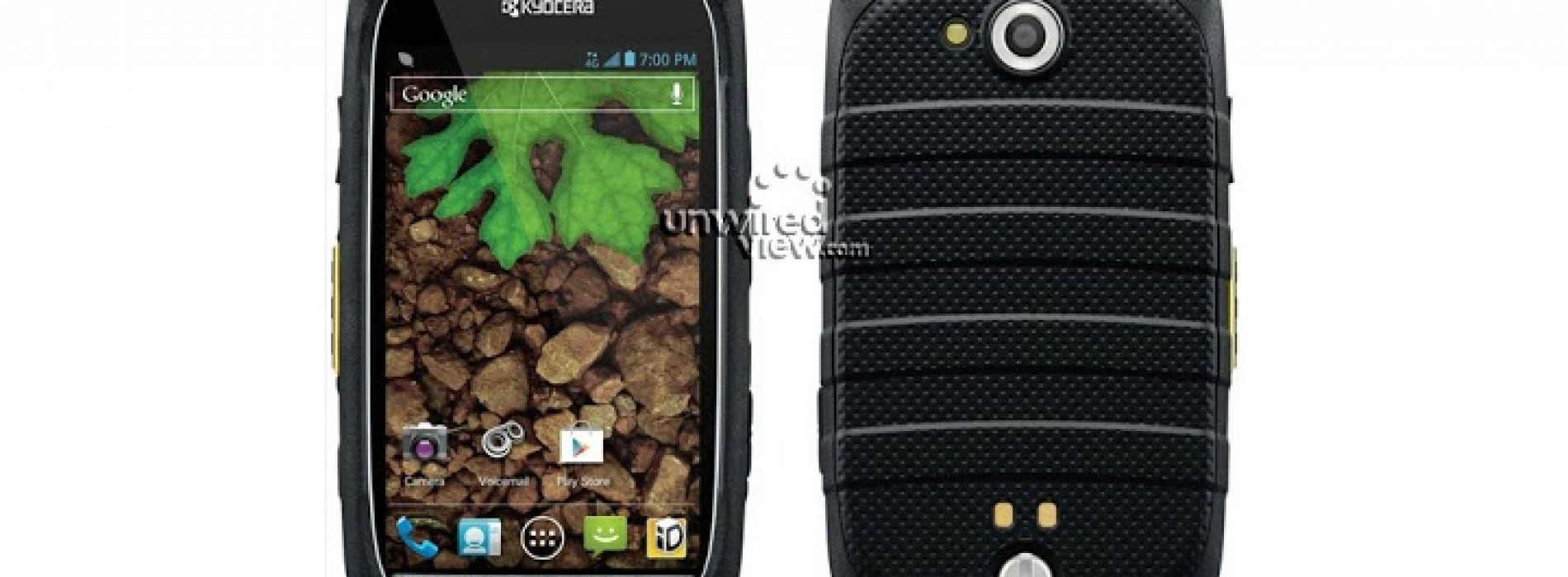 Kyocera E6710 Torque passes through FCC en route to Sprint