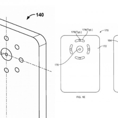 New Google patent may hint at Nexus or Motorola phone with multiple LED flashes