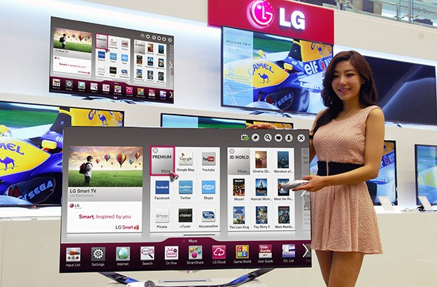 Lg Unveils Ces 2013 Tv Range 0